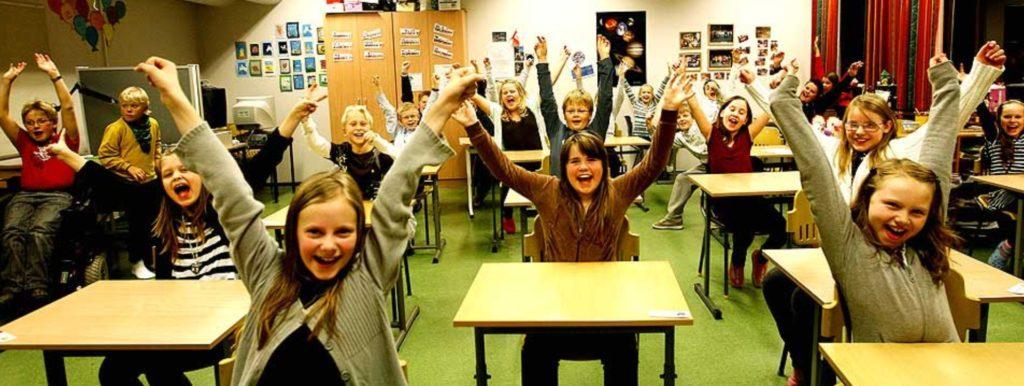Бесплатное обучение в школах норвегии