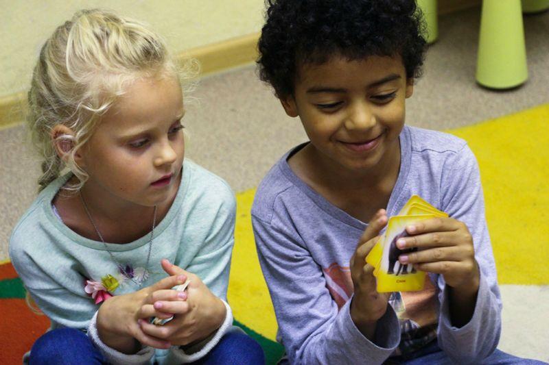 Английский для детей 3-6 лет в Петрозаводске