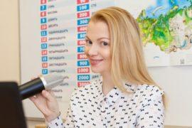 Елисеева Ольга преподватель английского для малышей в Петрозаводске