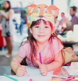 ученица курса финского языка для детей 3-6 лет в Петрозаводске