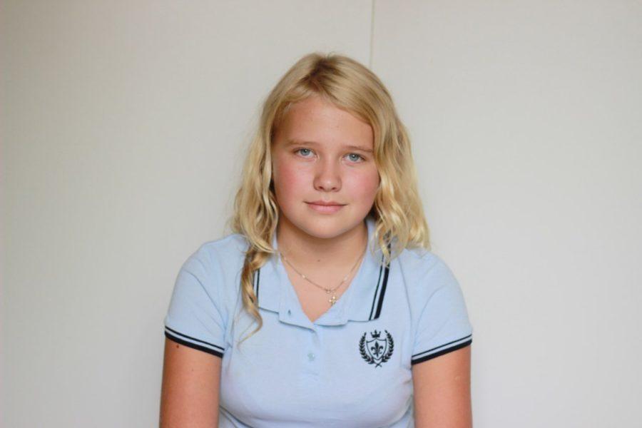 Ученик курса финского языка для подростков 11-17 лет в Петрозаводске