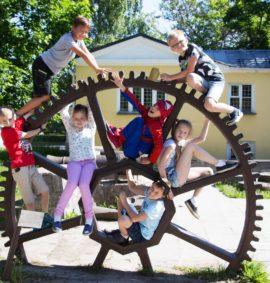 летний языковой лагерь для детей 5-10 лет на английском в петрозаводске