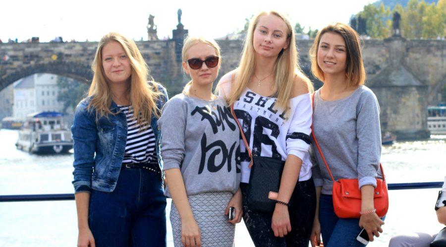 Экскурсия в Летнем языковом лагере в Праге (Чехия)