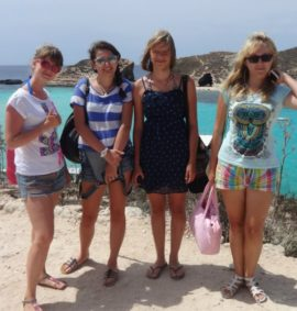 мальта. языковой лагерь для подростков