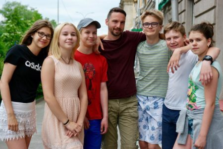 Лагерь на английском для подростков 14-17 лет на летних каникулах