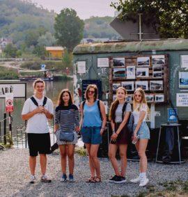 Летний языковой лагерь в Чехии