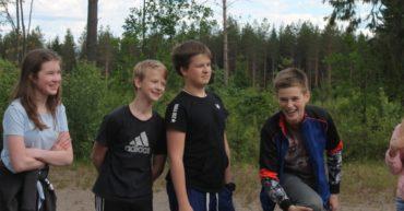 закончилась 1 смена языкового лагеря в миккели финляндия