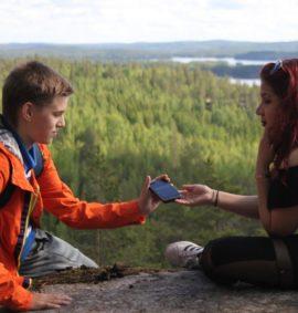 языковой лагерь в финляндии на английском и финском языке