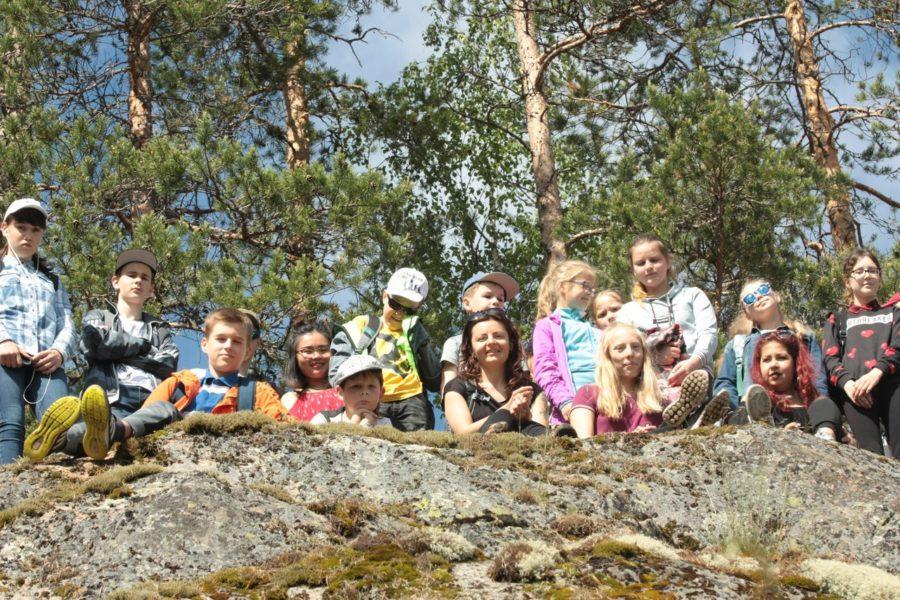 языковой лагерь миккели финляндия лето 2019