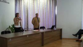 Встреча с представителем колледжа Финляндии (Лиекса)