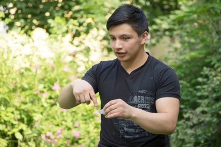 Студент на курсе Немецкий язык в Петрозаводске
