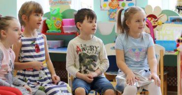 детский сад в финляндии. Студенты Финляндии с детьми