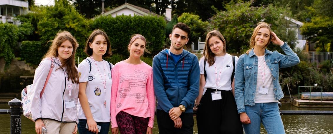 языковой лагерь в лондоне лето 2018 участники