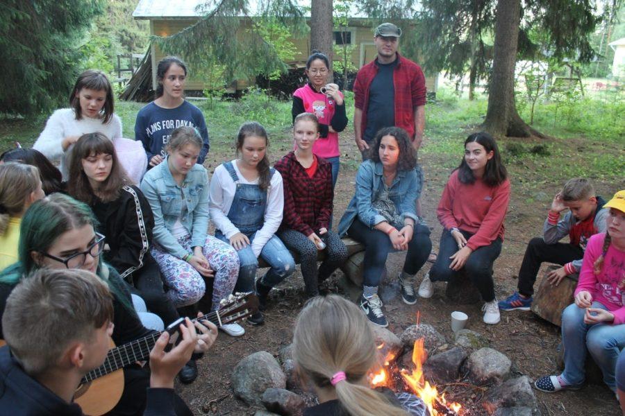 языковой лагерь в финляндии для детей 10-16 лет лето 2019