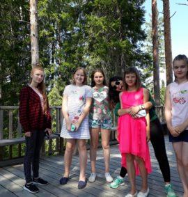 языковой лагерь в миккели финляндия