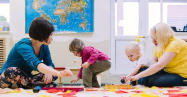 детская студия_развитие ребенка