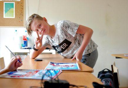 языковая смена на английском языке для подростков на зимних каникулах в петрозаводске