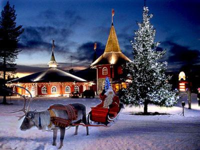рождество 2019 в финляндии