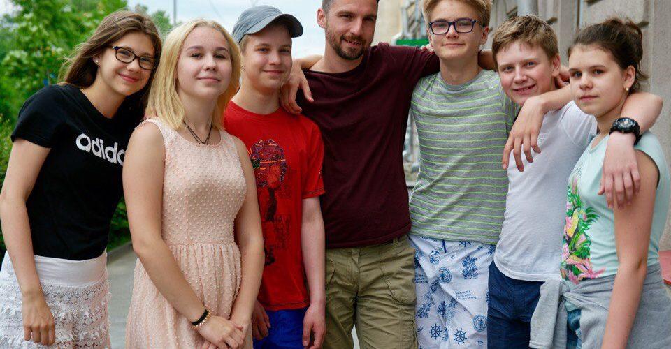весенний и летний языковой проект для детей 5-17 лет в петрозаводске