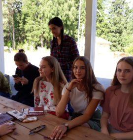 лагерь в миккели blogger school