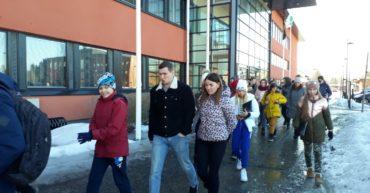ознакомительная поездка в колледжи финляндии_май