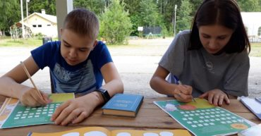 летний языковой лагерь в миккели