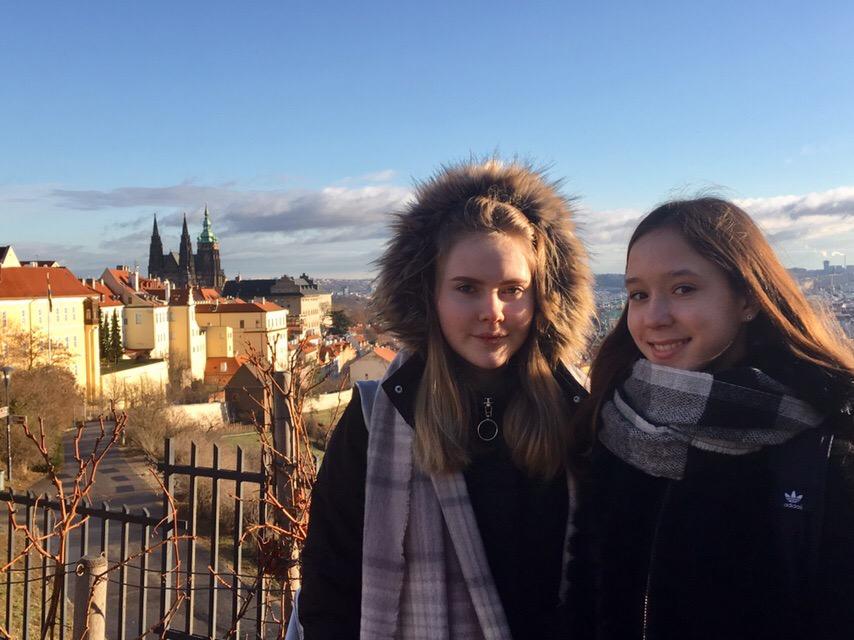 Зимний языковой лагерь в Чехии