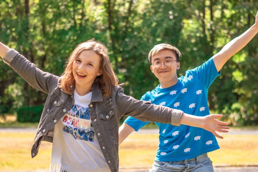 Летняя международная смена для подростков 11-17 лет