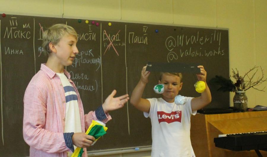 Осенний языковой лагерь Science Camp для школьников (Миккели, Финляндия)