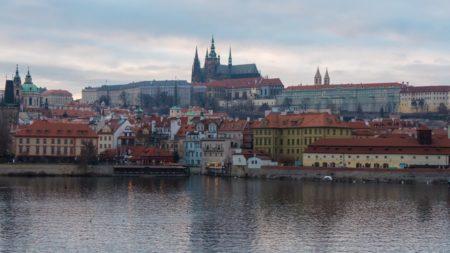 Зимний языковой лагерь в Праге, Чехия